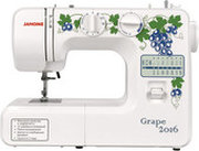 Janome Grape 2016 фото