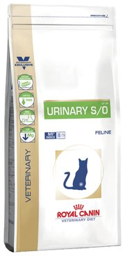Royal Canin Корм для кошек Urinary S/O LP34 фото