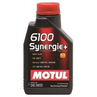Motul Моторное масло 6100 Synergie+ 5W30 1 л
