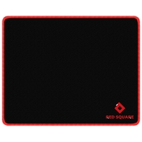Red Square Mouse Mat L
